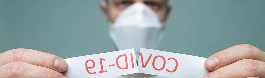 Destruction et désinfection du coronavirus